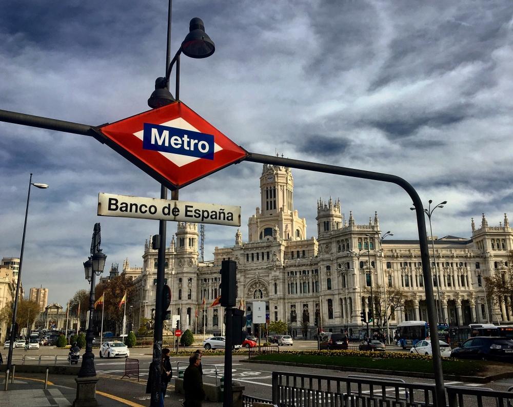 Banco de España / Palacio de Cibeles